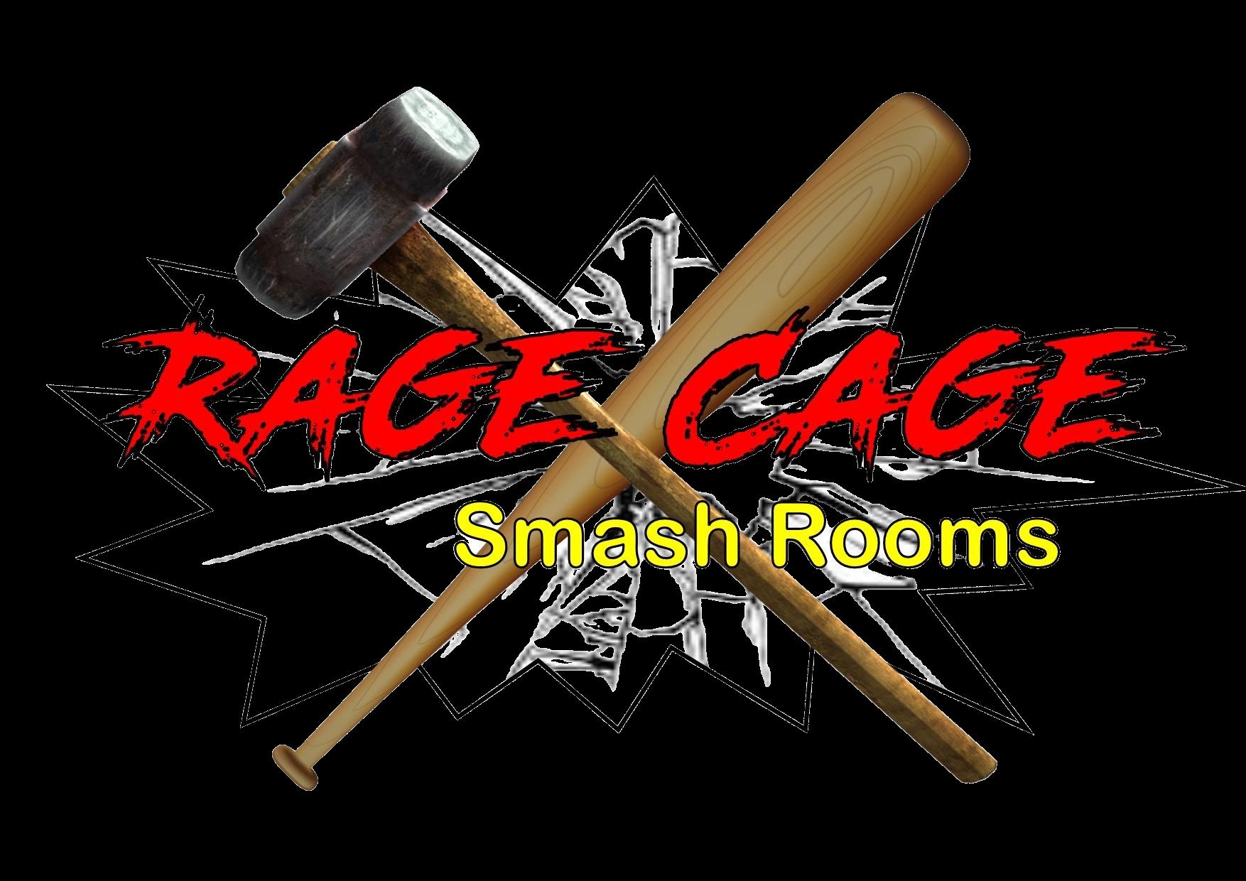 Rage Cage Smash Room Brisbane and Gold Coast